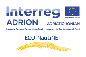 Network's support for SMEs in the Nautical sector of the Adriatic-Ionian Region Logo
